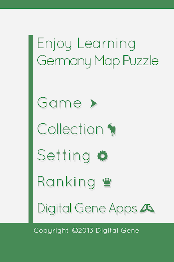 Enjoy Learning Germany Map Puzzle 3.3.3 screenshots 15
