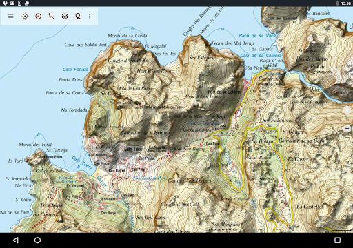 Tenerife Topo Maps 2.5.0 Screenshots 6
