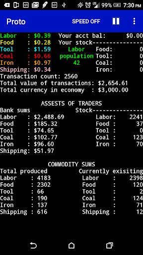 Proto - Economy Simulator 1.952b screenshots 6