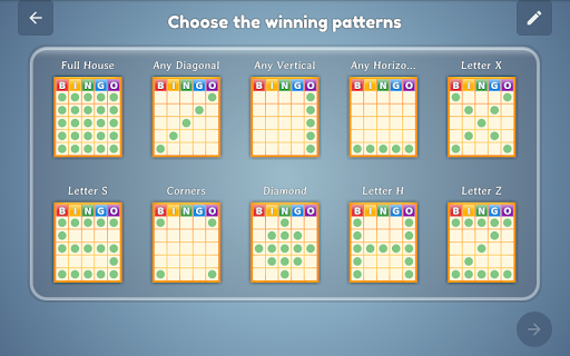 Bingo Set  screenshots 16