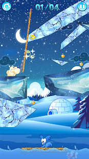 Slice the Ice - free physics game!
