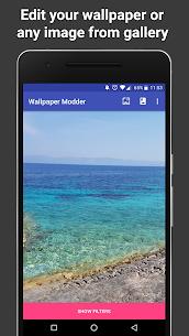 Wallpaper Modder Pro v5.8 MOD APK – Wallpaper Editor Setter Saver 2