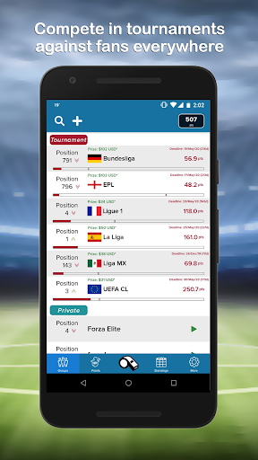 Télécharger Gratuit Football Wizard - LIVE Soccer Predictions Game mod apk screenshots 3