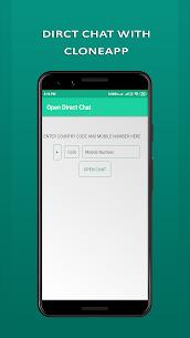Cloneapp Messenger chat 2020 2