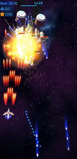 Space Phoenix - Shoot'em up 1.0.10 screenshots 2