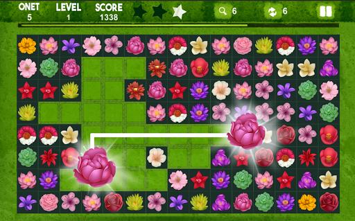 Onet Blossom - Flower Link 1.6 screenshots 2