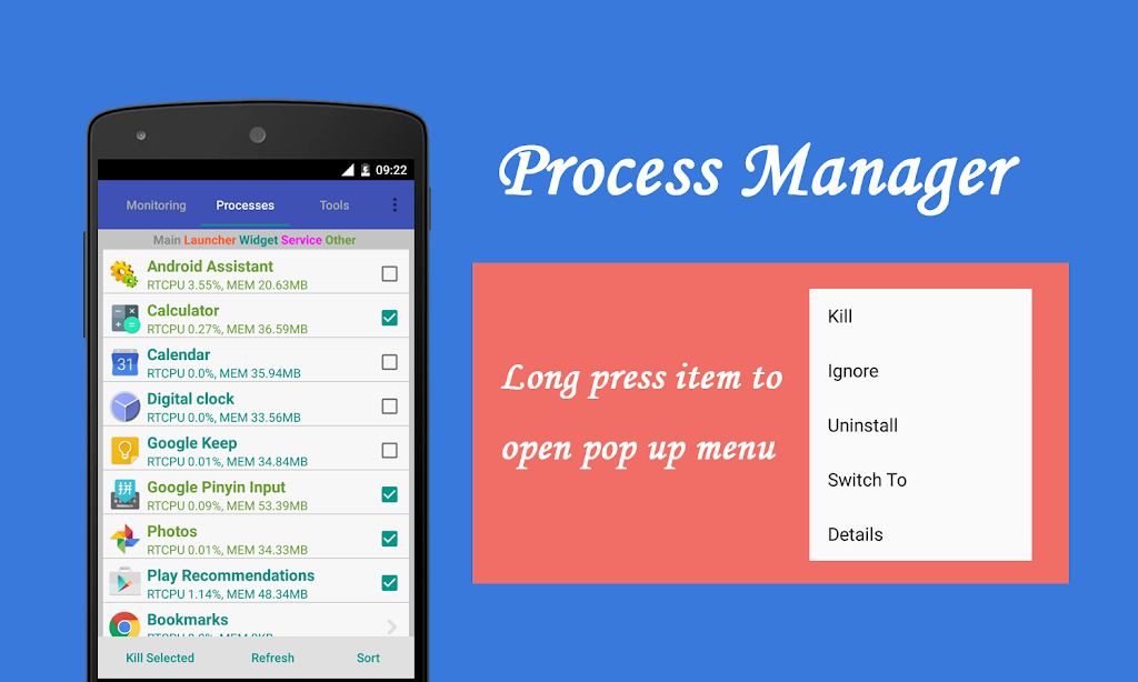 Assistant Pro for Android - Cleaner & Booster  poster 1