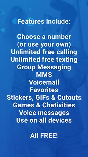 Nextplus Free SMS Text + Calls  Screenshots 7