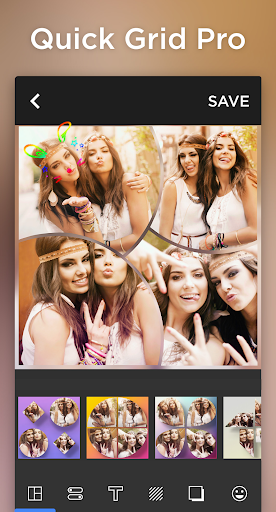 Photo Collage & Grid, Pic Collage Maker-Quick Grid 5.10.0 screenshots 1