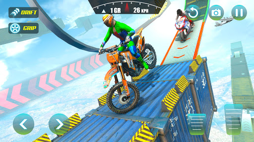City Bike Driving Simulator-Real Motorcycle Driver android2mod screenshots 22