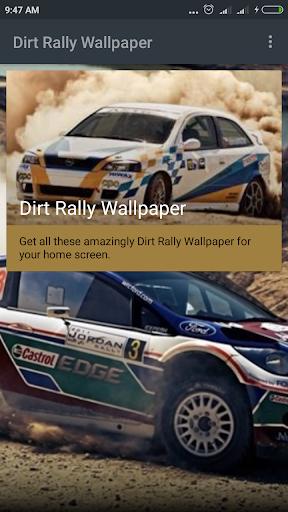 best dirt rally wallpaper screenshot 1