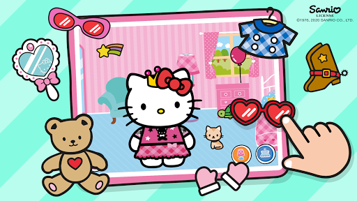Hello Kitty. Educational Games 7.0 screenshots 21