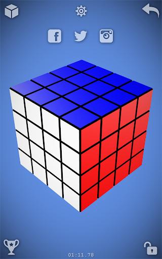 Magic Cube Puzzle 3D screenshots 19