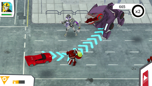 Transformers: RobotsInDisguise  Screenshots 5