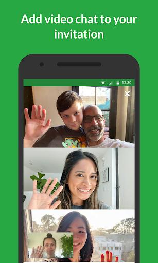Evite: Free Virtual Invitations & Video Chat  screenshots 1