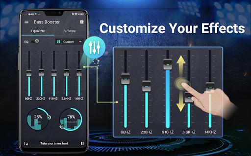 Equalizer Pro - Volume Booster & Bass Booster apktram screenshots 19