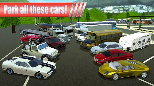 Gas Station: Car Parking Sim 2.5 Screenshots 15