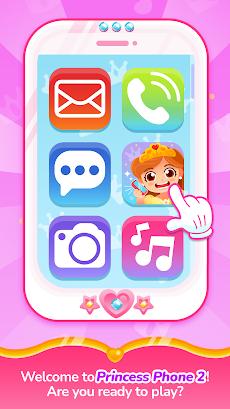 Baby Princess Phone 2のおすすめ画像1