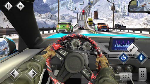 Highway Driving Car Racing Game : Car Games 2020 apktram screenshots 11
