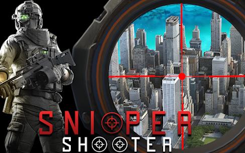 Modern Sniper Shot 3D : Real US Commando Mission 6