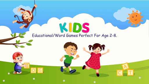 Kindergarten kids Learn Rhyming & Sight Word Games 7.0.4.0 screenshots 1