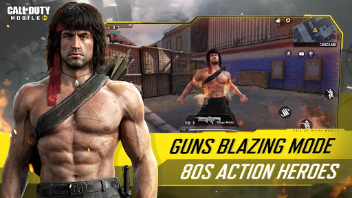 Call of Duty®: Mobile - 80s Action Heroes 1.0.22 screenshots 1