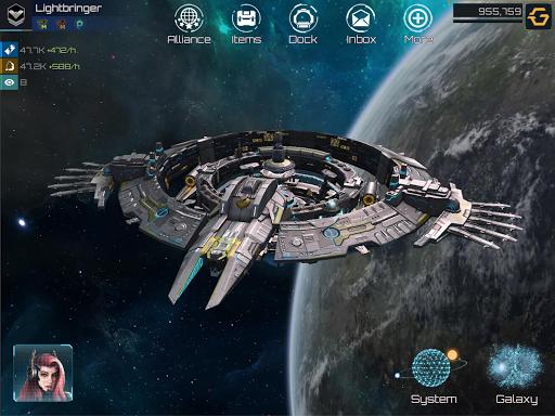 Nova Empire: Space Commander Battles in Galaxy War 2.1.9 screenshots 7