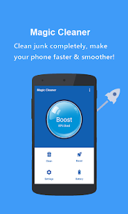 Magic Cleaner – Powerful Cleaner and Booster App v2.1.16 Mod + Data for Android 1