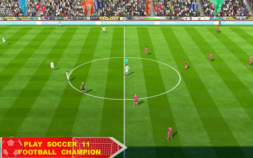 Soccer Football Strike Worldcup Champion League  screenshots 13