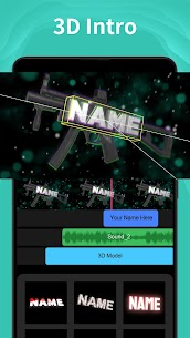 Free Intro Maker – Game Intro, Outro, Video Templates NEW 2021 **** 5