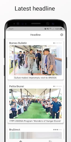 Brunei News - News & Newspaper