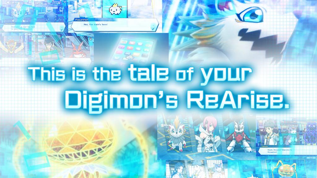 DIGIMON ReArise MOD poster 7