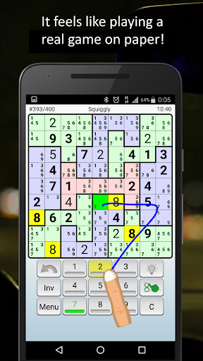 SuFreeDoku 1.041 screenshots 7
