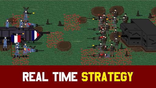 Trench Warfare 1917: WW1 Strategy Game screenshots 6