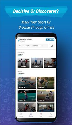 Decathlon Online Shopping App apktram screenshots 4