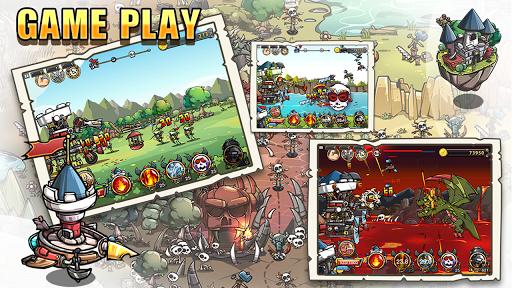 Cartoon Defense 4 android2mod screenshots 2