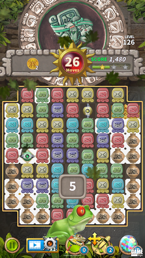 Glyph of Maya - Match 3 Puzzle 1.0.28 screenshots 1