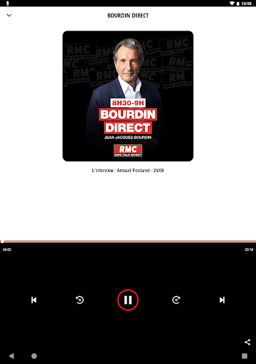 RMC ud83cudf99ufe0fInfo et Foot en direct - Radio & Podcast  Screenshots 18