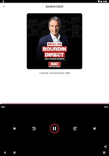 RMC ud83cudf99ufe0fInfo et Foot en direct - Radio & Podcast 7.5.3 APK screenshots 12