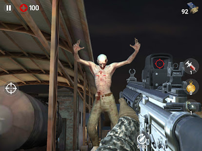 Image For Dead Fire: Zombie shooting Versi 1.3.3.7 10