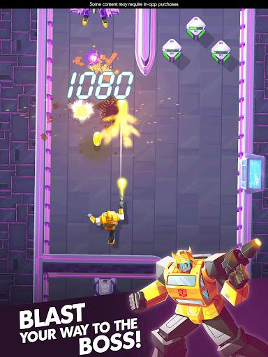 Transformers Bumblebee Overdrive: Arcade Racing 1.5 Screenshots 10
