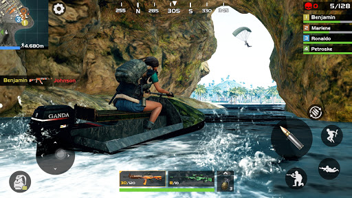 Bullet Strike - FPS Offline Encounter Shooting 3D 1.0.46 screenshots 4