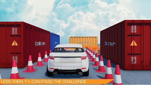 Modern SUV Car Parking 2020 - SUV Simulator 3D apklade screenshots 2