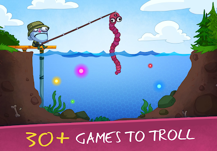 Free Troll Face Quest  Video Games 2 – Tricky Puzzle Apk Download 2021 4