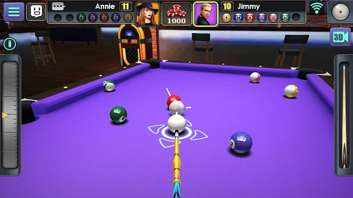 3D Pool Ball 2.2.2.3 Screenshots 4