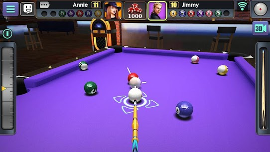 Download 3D Pool Ball v2.2.3.4 (Mod – High AIM) 4