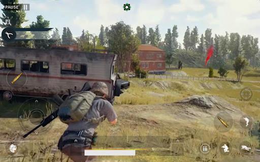 Firing Free Fire Squad Survival Battlegrounds 3.2 screenshots 4