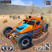 Buggy Car Demolition Derby Crash Stunts: Car Games
