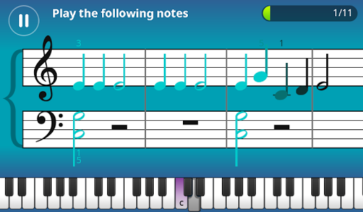Simply Piano by JoyTunes 5.2.3 screenshots 13