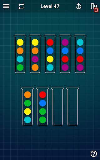 Ball Sort Puzzle - Color Sorting Games 1.5.8 screenshots 11